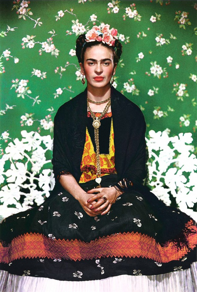 Frida Kahlo in 1937