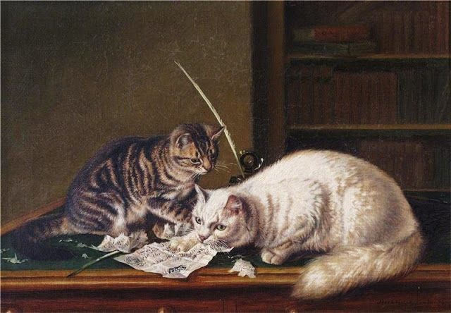 A Fiver in the Kitty by Horatio Henry Couldery