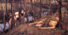 Naiad by John William Waterhouse 1893