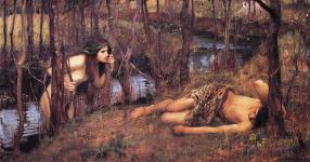 Naiad by John William Waterhouse 1893