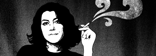 Marjane Satrapi header