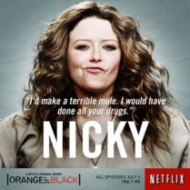 OITNB - Nicky
