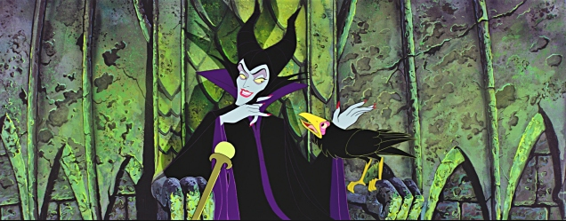 Maleficent, Sleeping Beauty